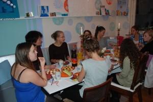 Adventskalender gestalten im Atelier AusZeit Bad Nenndorf bei Hannover