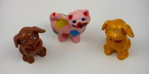 Ideen für Kindergeburstag - hier Keramik malen im Atelier AusZeit