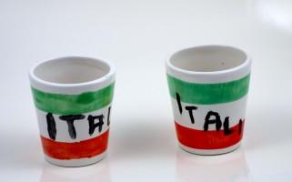 Zwei junge Italiener aus Wunstorf, 6 und 8 Jahre alt, haben Ihrer Leidenschaft freien Lauf gelassen.