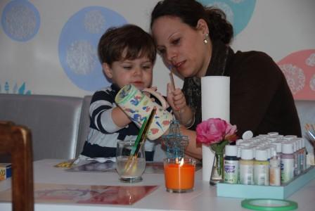 Kindererlebnis im Atelier AusZeit Bad Nenndorf bei Barsinghausen Hannover
