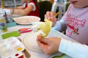 Kinder malen Barsinghausen