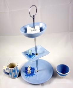 Individuelles Etagere Set – Keramik
