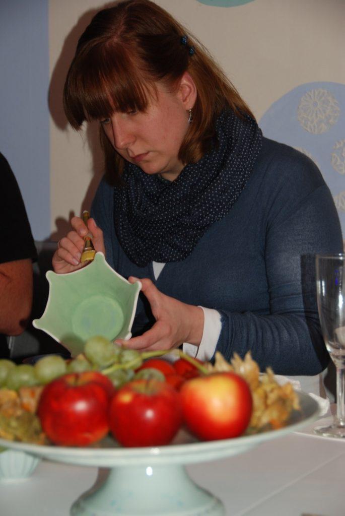 Porzellan bemalen oder doch Keramik?